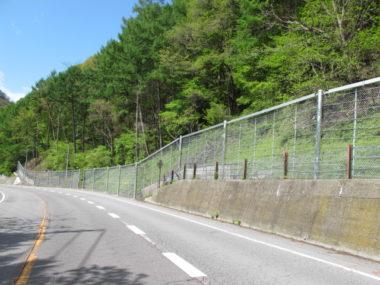 (国)406号道路防災設計 施工後2