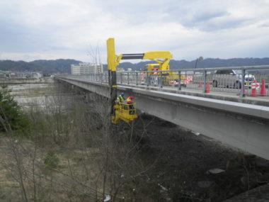 大町管内道路橋定期点検1