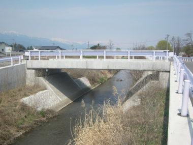 帯広川橋梁詳細設計 施工後1