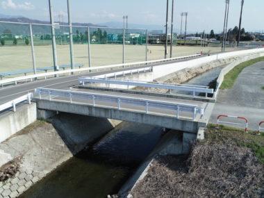 帯広川橋梁詳細設計 施工後2