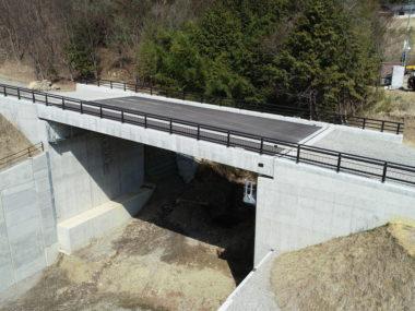 会吉3号橋詳細設計 施工後2