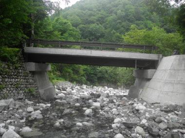 桂小場橋詳細設計 施工後1