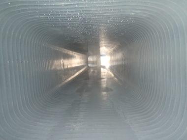 (一)伊那北殿線改良に伴う函渠工補強設計 北殿西部 施工後