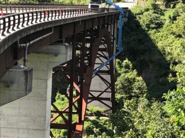 木曽管内道路橋定期点検1