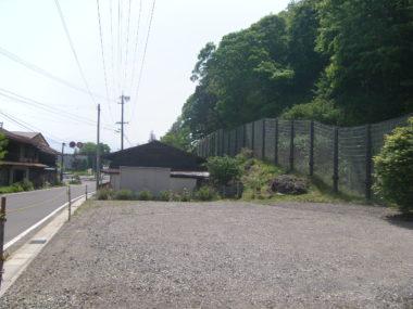 神宮寺急傾斜対策施設設計 施工後2