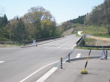 油沢橋詳細設計 施工後2