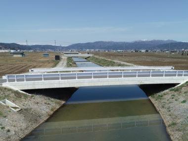 城下橋詳細設計 施工後1