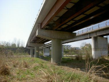 穂高大橋補修設計 施工後