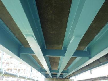 井川城橋補修設計 施工後