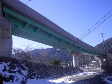 ひのきの里大橋補修設計 施工後