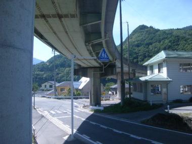 ひのきの里大橋補修設計 施工前